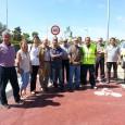 El batle, Pep Barrientos, acompanyat de diversos regidors de l'Equip de Govern i representants de les empreses constructores, ha comprovat in situ la finalització de les obres del carril bici […]