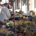 Després d'un mes sense haver-hiparadetesdel mercat a sa plaça, aquest divendres,s'harecuperat la venda de fruita i verdures.
