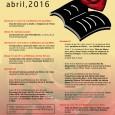 Festivitat de Sant Jordi, actes prevists per aquest mes d'abril: