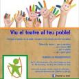 Fins el proper 11 d'octubre pots fer la preinscripció dels tallers de teatre escolar. Per més informació: www.sonservera.cat (teatre La Unió)