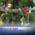 A continuació podeu veure el vídeoclip de felicitació de Nadal, que fan els alumnes de l'Escola Municipal de Música i Dansa i que enregistra TV Serverina.