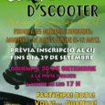 Dins el marc del 10è aniversari del Centre d'Informació Juvenil, s'ha organitzat una Competició d'Scooter pel proper dissabte dia 30 de setembre a les 17 hores a la pista d'skate. […]