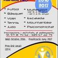 Ja et pots preinscriure a les Escoletes Esportives Municipals al Poliesportiu Es Pinaró!!!