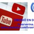 Aquest divendres TV Serverina emetrà en directe, tant per aquesta web (http://tvserverina.com/emissio-directe)com pel canal de youtube (www.youtube.com/tvserverina) la processó del divendres Sant al pas per davant dels estudis del carrer […]